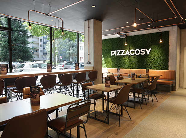 Pizza Cosy Lyon 3